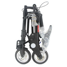 ALTRUISM A-BIKE Mini Folding bicycle 8inch Aluminium alloy New City BikeRoad Bikes Outdoor Sports Bicycles(China)