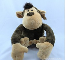 creative lovely stuffed monkey animal toys jungle monkey toy doll birthday gift about 50cm(China)