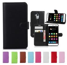 Wallet Style PU Case ZTE Blade V7 Lite 5.0 inch Flip Cover Stander Card Slot - Stronger Team co., LTD store