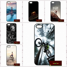 mountain bike Bicycle MTB Cover case for iphone 4 4s 5 5s 5c 6 6s plus samsung galaxy S3 S4 mini S5 S6 Note 2 3 4  DE0160