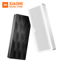 Original Xiaomi Mini Speaker Square Box Bluetooth 4.0 EDR HiFi Wireless Portable Stereo Handsfree For Xiaomi Tablet PC Phone