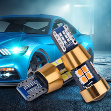 Canbus Error Free Car Wedge Light W5W T10 LED Auto Lamp Bulb For Mitsubishi asx lancer 10 outlander 2013 pajero l200 Expo
