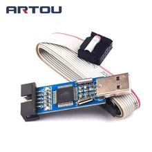 1PCS AVR JTAG USB Emulator Debugger download AVR JTAG ICE Download Programmer Atmega(China)