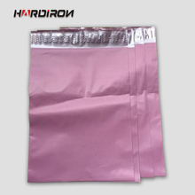 HARD IRON Free Shipping Pink color Express Bag Poly Mailer Mailing Bag Envelope Pouches Self Adhesive Seal Plastic Bag