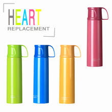 2016 Fashion Colorful stainless Thermo Mug Vacuum Cup Bottle Thermal Thermos Mug  Insulated Tumbler Travel Cups Thermocup Mugs