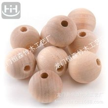 Gantry manufacturers specializing in the mass production of wooden beads wholesale wood beads wooden bead loose beads small wood(China)