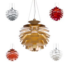 free shipping Artichoke Lamp 40CM Diameter + Pendant Lighting for Hotel,Party,Suppermarket + Wholesale Price +High Quality(China)