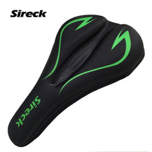 Buy Sireck MTB Road Bicycle Saddle Cover Liquid GEL Comfortable Bike Saddle Soft Cushion Cycling Seat Cushion Bike Parts Accessories for $9.99 in AliExpress store