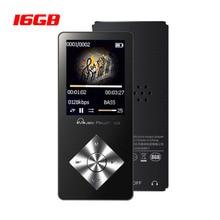 Sport Mp3 player 16GB FM Radio Video player E-Book Recording Build Speaker mp3 music player IQQ X08 Support 64GB SD TF card