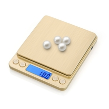 Buy 500g 0.01g Portable Mini Electronic Digital Scales Pocket Case Postal Kitchen Jewelry Weight Balanca Digital USB Scale 2 Tray for $13.79 in AliExpress store