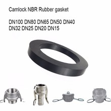 Camlock Quick DN15 20 25 32 40 50 65 80 100 125 150 200 release coupling NBR Rubber gasket flexible pipe female oil truck