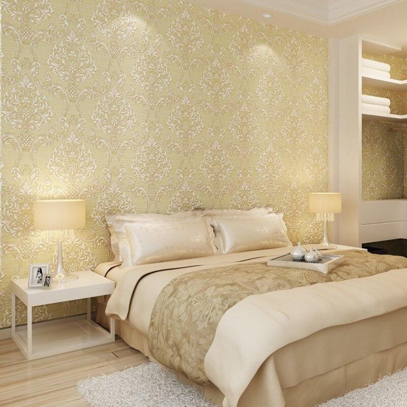 beibehang wallpaper Decoration wallpaper thick stereoscopic 3D bedroom living room TV background wallpaper  papel de parede 3d<br>