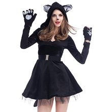 Girls Cat Costume Dress Promotion Shop For Promotional Girls Cat