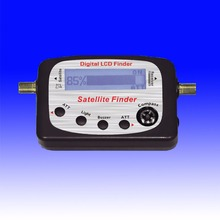 Digital Satellite LCD Finder Alignment Signal Satfinder Find Meter LNB Dish DirecTV Network Satellite Dish
