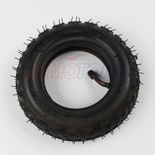 7 x 1 3/4 Pneumatic Tire & Inner Tube for Old scooter