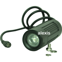 850nm 940nm Waterproof IR LED Array Camera Auxiliary Light - Black(DC12V)