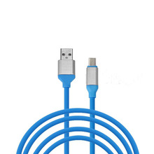 1.2M Over 2A Quick Charge Soft TPE USB-C USB 3.1 Type C Date Sync Charging Cable For Huawei P9 Plus Mate 9 Xiaomi Mi 4c 5 LG G5