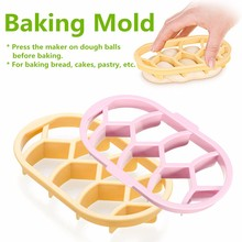 DIY  Maker Mold Cake Bread Seal Cutter Tools for Kitchen Baking Decorations Home Furnishing Products Baking Pastry Cutters
