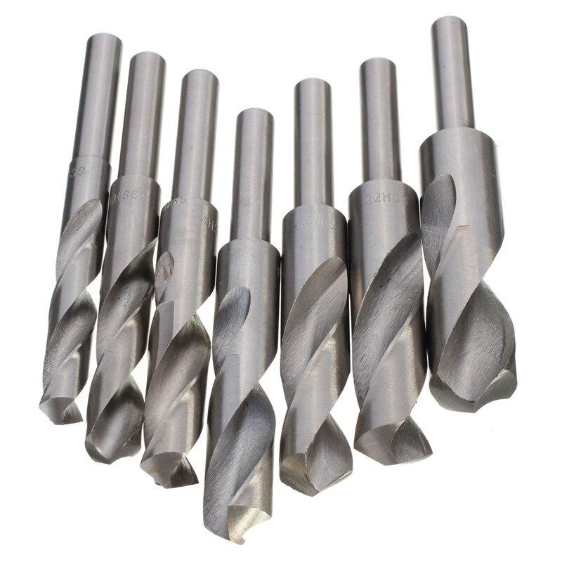 Hand Tools HSS Blacksmiths Drill Bit 14 16 18 19 20 22 25mm Straight Shank Twist Bit<br><br>Aliexpress