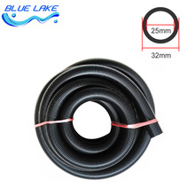 vacuum cleaner thread Hose,soft pipe,bellows, straws, inner diameter 25mm/outer 32mm,2 meters long,vacuum cleaner parts