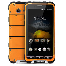 Global Network Ulefone Armor Android 6.0 IP68 Waterproof Shockproof Mobile Phone MTK6753 Octa Core 3GB ROM 32GB RAM Cell phone