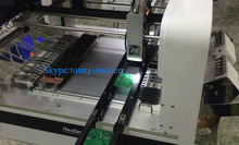 NeoDen4 in actual work Automatic SMT Pick and Place Production Line