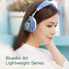 Bluedio A2 Mini Portable Bluetooth Headset Fashionable Wireless Headphones for music and phone with microphone Earphone(China)
