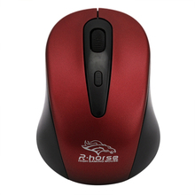 2017 Newest 2.4GHz Mini Portable Wireless Optical Mouse/Mice+USB 2.0 Receiver Professional Gaming Game Mouse Mice For PC Laptop(China)
