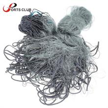 1.8*30m Multifilament Fishing Net  Minnow Crab Fish Net 40mm Mesh Hole  Fishing Gill Net Pesca Fishing Tackle
