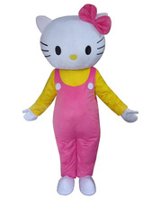 2015 NEWS hello Kitty mascot Costume mascot Custom ProductsKitty Plush Cartoon s - XXL(China)