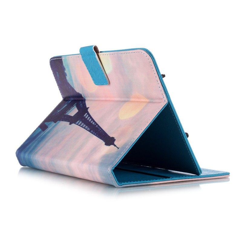 Wallet Universal10 inch Tablet PU Leather Case Stand Cover For ARCHOS 101 Neon101 Xenon101 XS 2 10.1 For Android Cases S5C53D (18)
