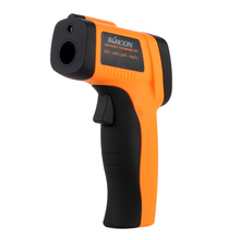 Digital Infrared IR Thermometer Laser Temperature sensor Meter Gun Tester infrarouge termometro digitale thermometre(China)