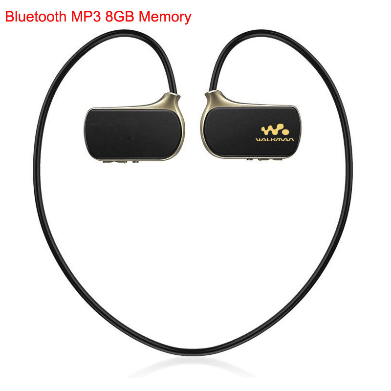 Sport Wireless Bluetooth MP3 Player Real 8GB for Son Walkman NWZ W273 WS615 8G Running Reproductor mp3 Music Players Headphones<br><br>Aliexpress
