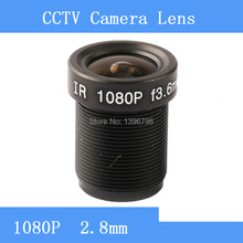 Factory direct surveillance camera lens M12 interfaces  F2 fixed aperture 2MP 3.6mm CCTV lens
