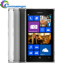 Nokia Lumia 925 Dual Core 1 GB RAM 16GB 8MP Camera 4.5inch Touch Screen Microsoft  Refurbished Windows 8 Smart Phone