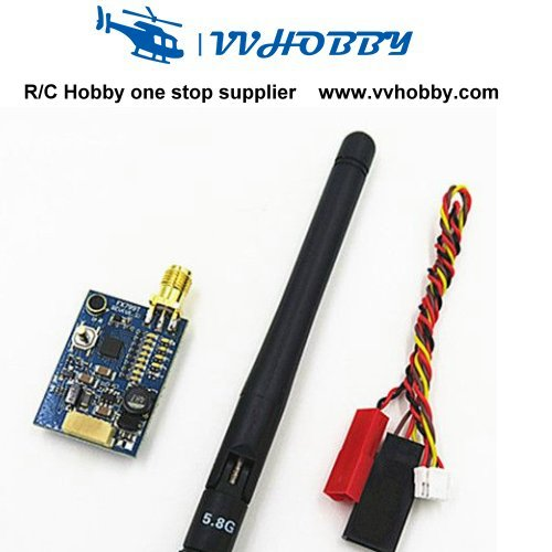 MINI 5.8GHz 40CH 600MW Race band transmitter FX799T Micro FPV for fpv racing<br>