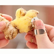 Fruit and vegetable garlic peel Chinese chestnut ginger paring knife  Creative fingers kitchen supplies