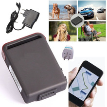 2016 New For Mini Realtime GPS/GSM/GPRS TK-102 Vehicle Car Children Pet Tracker Bundle US