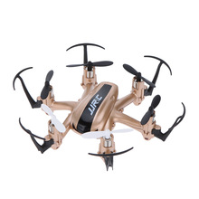 Hot Sale H20 One-key-return RC Drone 2.4G 4CH 6Axis Quadcopter 3D Rollover Headless Model Remote Control Helicopter(China)