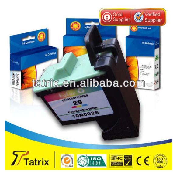 For Lexmark 26 Ink ,Remanufactured Ink for Lexmark 26 , With ISO, STMC Certificates, free shipping<br><br>Aliexpress