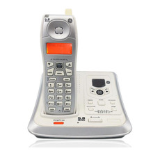 Digital Cordless Wireless Telephone With Call ID Answer System Backlit Landline Phone For Office Home Bussiness