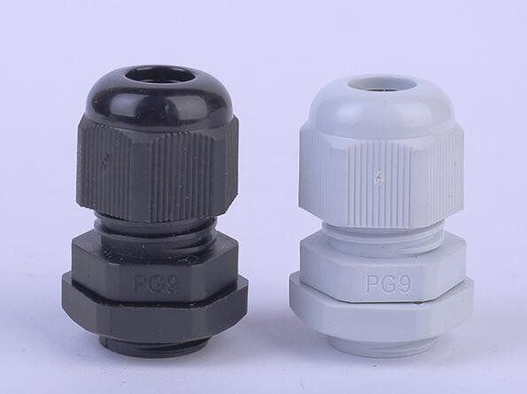 PG7 PG9 Brass Metal Dome Cable Gland IP68
