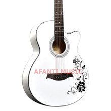 41 inch Blue color Acoustic guitar of Afanti Music (AAL-1465)(China)