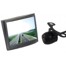 3.5 Inch Wireless Monitor For  Rearview System Wireless Reversing CCTV  Camera