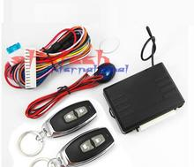 by dhl or ems 100 sets Universal Car Remote Central Kit Door Lock Locking Vehicle Keyless Entry System Car Accessiores(China)