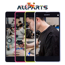 Warranty 4.3'' LCD for SONY Xperia Z1 Compact Display Touch Screen Digiziter For SONY Xperia Z1 Compact Display D5503 M51w(China)