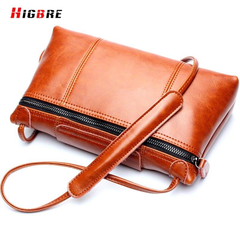 Genuine Leather Bag 100% Cowhide Handbags High Quality Shoulder Bags Small Flap Zipper New 2017 Messenger Bag Women Crossbody <br><br>Aliexpress