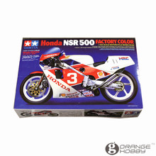 OHS Tamiya 14099 1/12 NSR-500 Factory Color Scale Assembly Motorcycle Model Building Kits