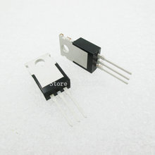 10PCS/LOT IRFZ44N IRFZ44 Triode Power MOSFET 49A 55V Transistor TO-220 New(China)