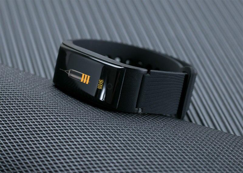 VERYFiTEK F4 Metal Smart Band Wristband Blood Pressure Heart Rate Monitor Men Women Fitness Watch Pedometer Smart Bracelet (34)